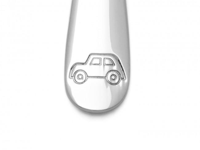 Kindercouvert 4-dlg nijntje voertuigen rvs