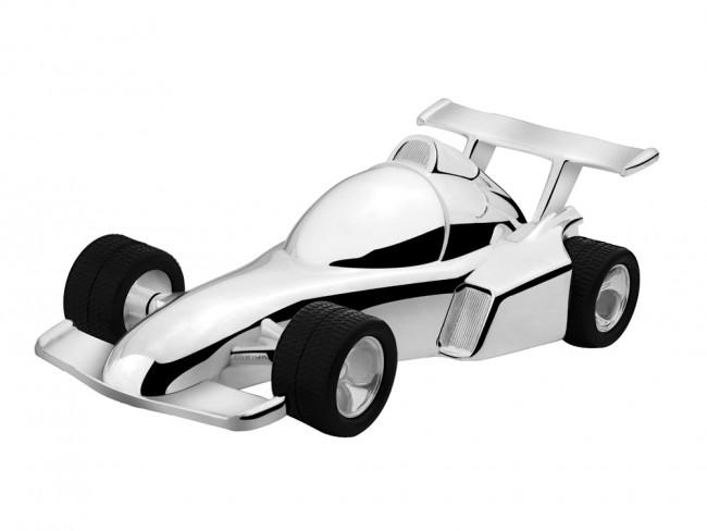 Spaarpot Raceauto 15,4x7,2x4,8cm vz/l