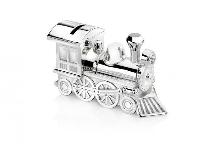 Spaarpot Locomotief 15,5x5,5x8cm vz/l