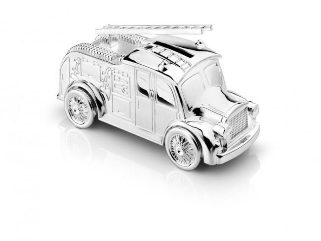Spaarpot Brandweerwagen 7x15cm vz/l