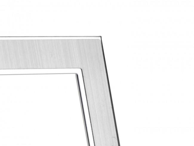 Fotolijst Padua 20x28 aluminium