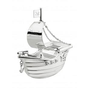 Spaarpot Piratenboot
